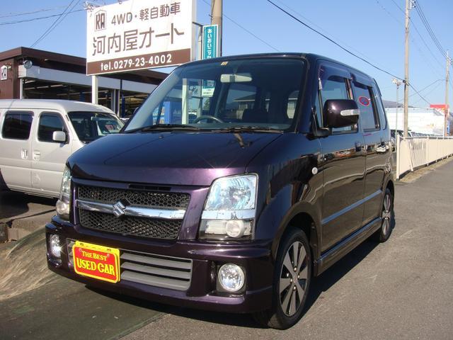 スズキ RR-Sリミテッド 4WD オートエアコン