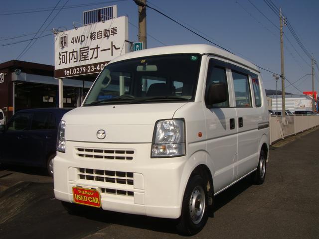 マツダ PA 4WD タイヤ4本新品 タイミグチェーン