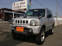 ジムニーXC 4WD リフトアップ ナビ