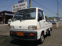 サンバートラック4WD 5速