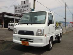 サンバートラックTB 4WD 5速 エアコン