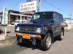 ジムニーランドベンチャー 4WD 5速 リフトアップ