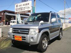 パジェロミニエクシード 4WD ターボ タイミングベルト交換済