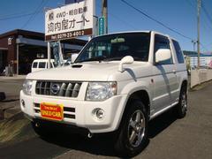 キックスRX 4WD ターボ シートヒーター