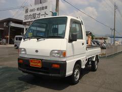 サンバートラックSTDスペシャルII 4WD 5速 EL付
