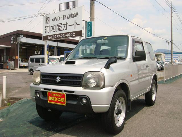 スズキ XG 5速 4WD ターボ