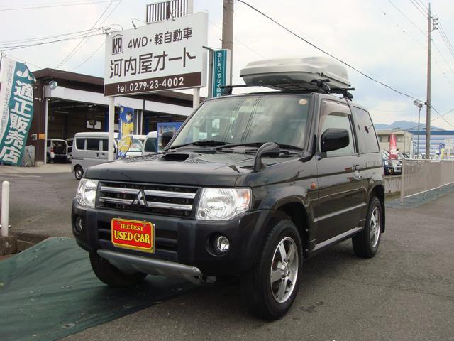 三菱 VR 4WD ターボ ルーフボックス