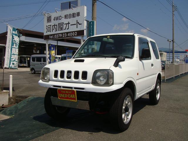 スズキ XA スタッドレスタイヤ ターボ 4WD