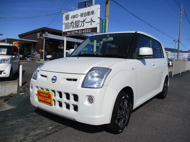 日産 E FOUR 4WD ETC ナビ
