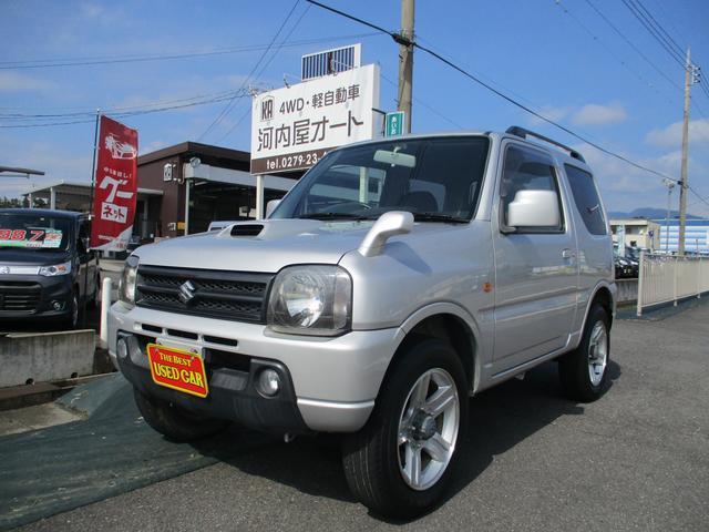 スズキ XC 4WD/ターボ/ルーフレール