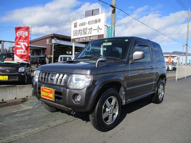 日産 RX 4WD/純正アルミホイール/シートヒーター/ターボ