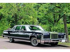 リンカーン コンチネンタルタウンカー 事務室8ナンバー 7500CC