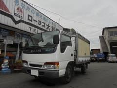 エルフトラック4WD 移動販売車 温度−5℃
