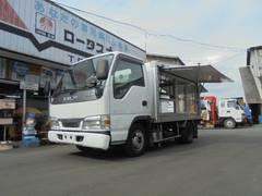 エルフトラック冷凍機能付き移動販売車