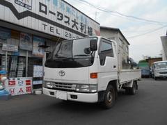 ダイナトラック1.5t 平ボディ 5速マニュアル