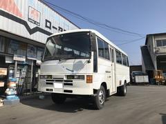 シビリアンバス4WD 29人乗り シートカバー付