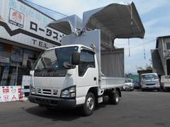 エルフトラック4WD 1.5t 幌ウイング 幌新品
