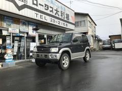 パジェロミニ4WD X オートマチック 5D