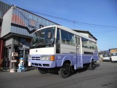 シビリアンバス4WD 29人乗り 5速マニュアル Rヒータ− 自動ドア