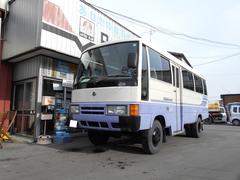 シビリアンバス4WD 29人乗り 自動ドア 5MT