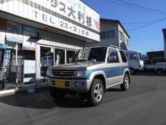 パジェロミニ4WD XR AT 5ドア