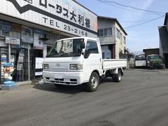 ブローニィトラック4WD 平ボディ 5MT 積載1250kg