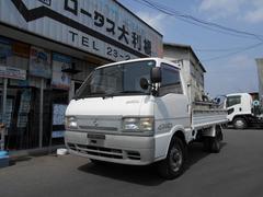 ブローニィトラック4WD 積載1250 10尺ボディ 5速マニュアル