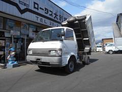 ボンゴトラック4WD 1t 深ダンプ AC PS PW付き H L切替