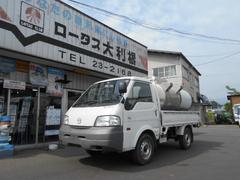 ボンゴトラック4WD 885リットルタンクローリー