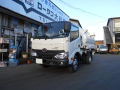 ダイナトラック4WD 3t 4ナンバー 平ボディ 簡易ホロ付き