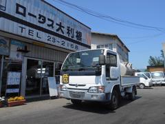アトラストラック4WD 950L タンクローリー 5速マニュアル