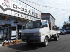 ブローニィトラック4WD 1.25t 10尺平ボディ 低床 Wタイヤ