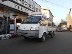 バネットトラック4WD 1klタンクローリー 5速MT H Lレバー付き