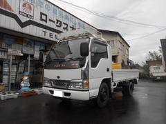エルフトラック4WD 1.5t カスタム仕様 モケットシート 5速MT