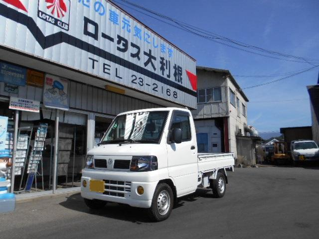 日産 4WD DX オートマ 作業灯付き