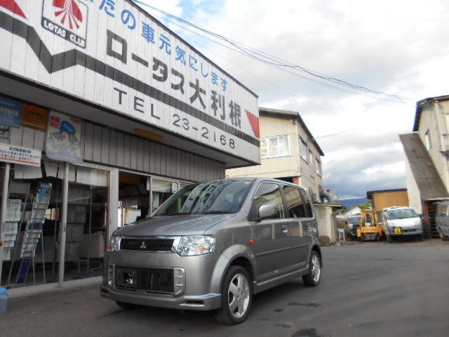 三菱 eKスポーツ 4WD R オートマ