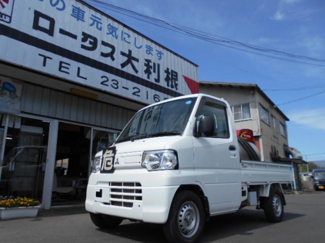 三菱 4WD タンクローリー エアコン パワステ