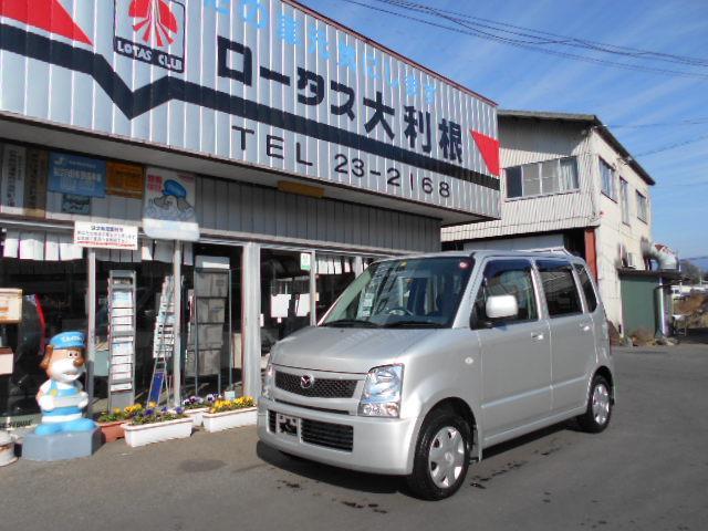 マツダ AZワゴン 4WD FX