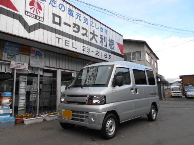 三菱 4WD CD ナビ付 ETC付