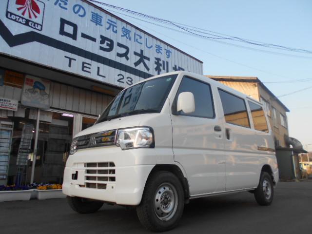 三菱 4WD CL オートマ
