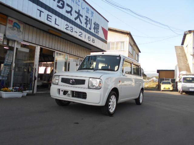 マツダ スピアーノ 4WD スピアーノ シートヒーター付 CDオーディオ付