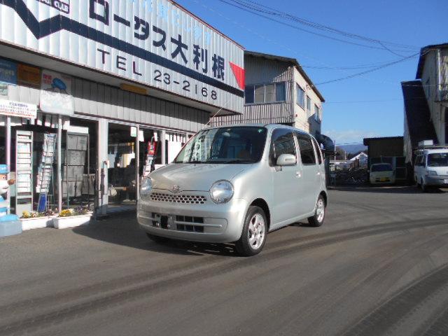 ダイハツ 4WD VS オートマ