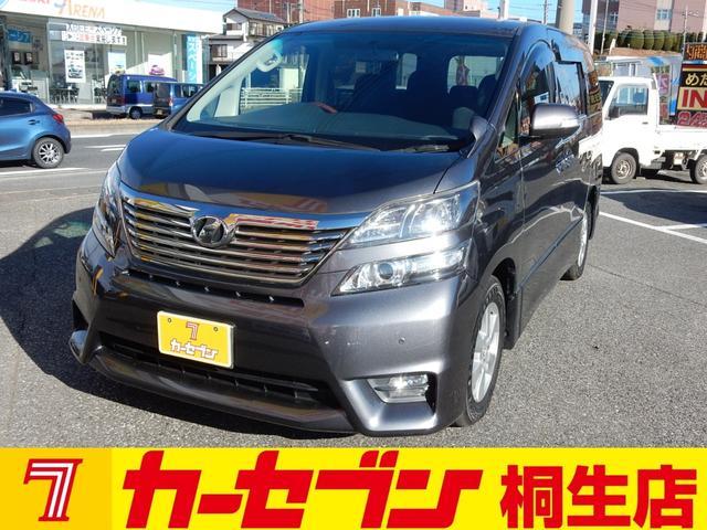 トヨタ 2.4Z プラチナムセレクション 4WD HDDナビTV