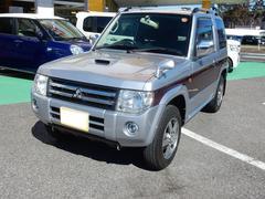 パジェロミニエクシード 4WD ワンオーナー 禁煙車