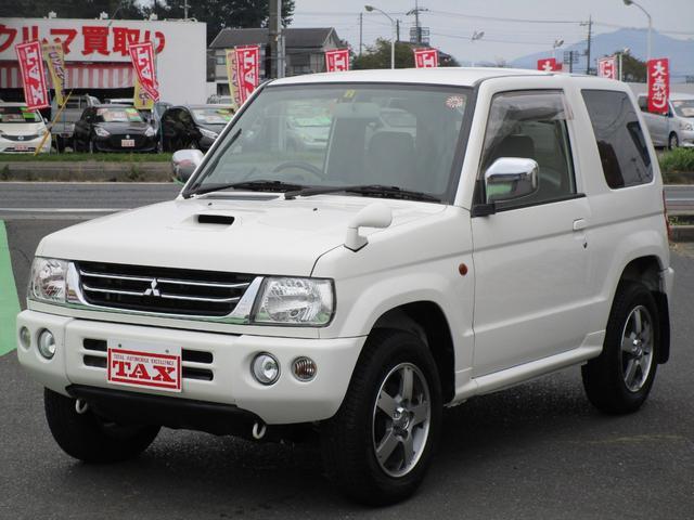 三菱 アクティブフィールドエディション 4WD ワンオーナー