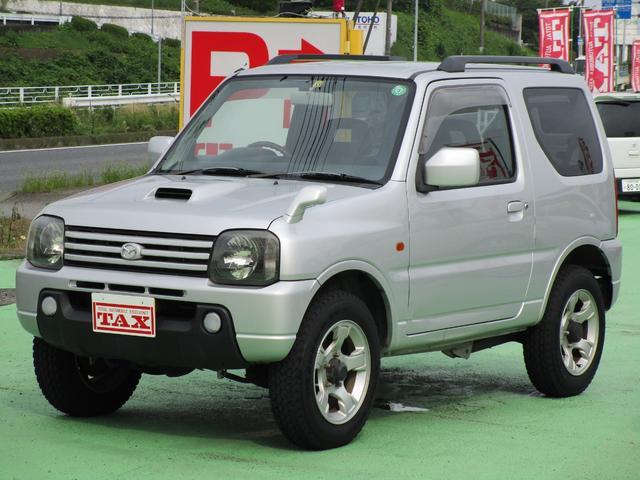 マツダ AZオフロード XC 5速マニュアル 4WD ターボ