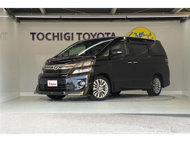 トヨタ 2.4Z ゴールデンアイズII バックモニター 純正ナビ