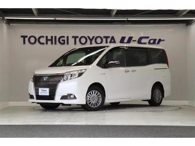 トヨタ ハイブリッドGi ワンオーナー・7人乗り・ETC