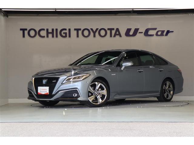 トヨタ RS 衝突被害軽減ブレーキ メーカー装着ナビ ETC パワーシート 純正アルミ