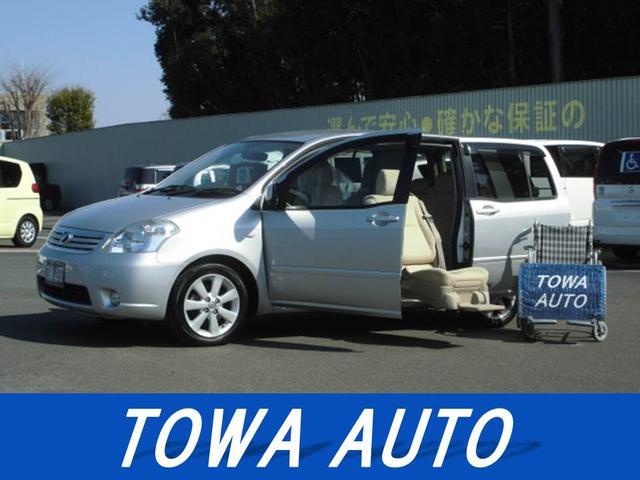 トヨタ G ウェルキャブ 助手席リフトアップシート車 Aタイプ